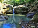 How to get to Luweng Sampang Waterfall