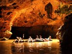 Pindul Cave in Indonesia