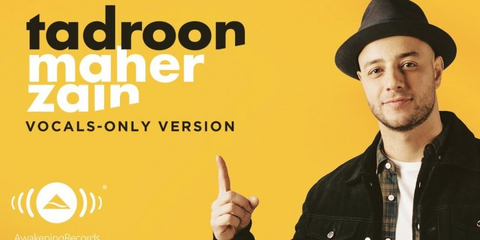 Lirik Tadroon Maher Zain