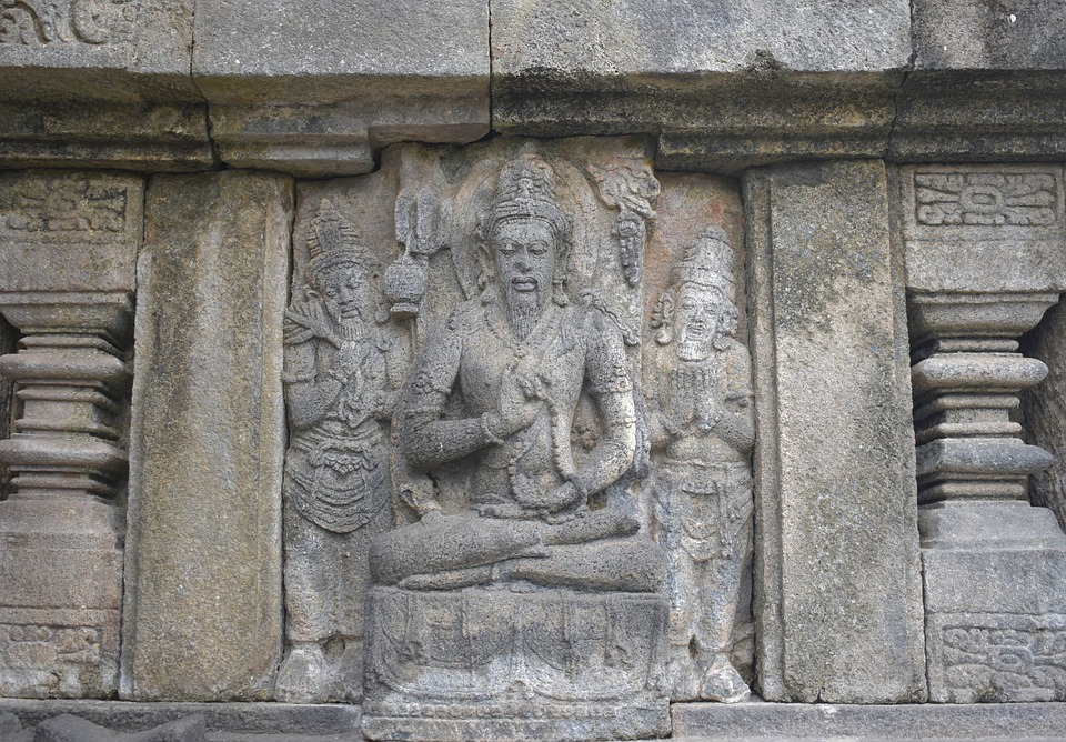 Wisata Candi Prambanan Relief Candi Prambanan