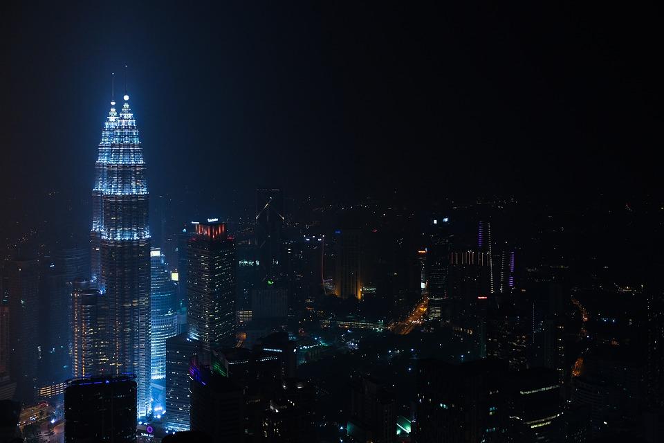 Twin Towers Petronas Menara Kembar Petronas