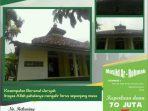 Donasi Masjid Ar Rohmah
