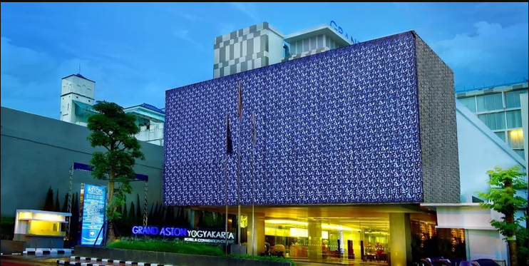 Hotel Grand Aston Jogja