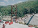 Jembatan Wanagama Gunung Kidul Jogja