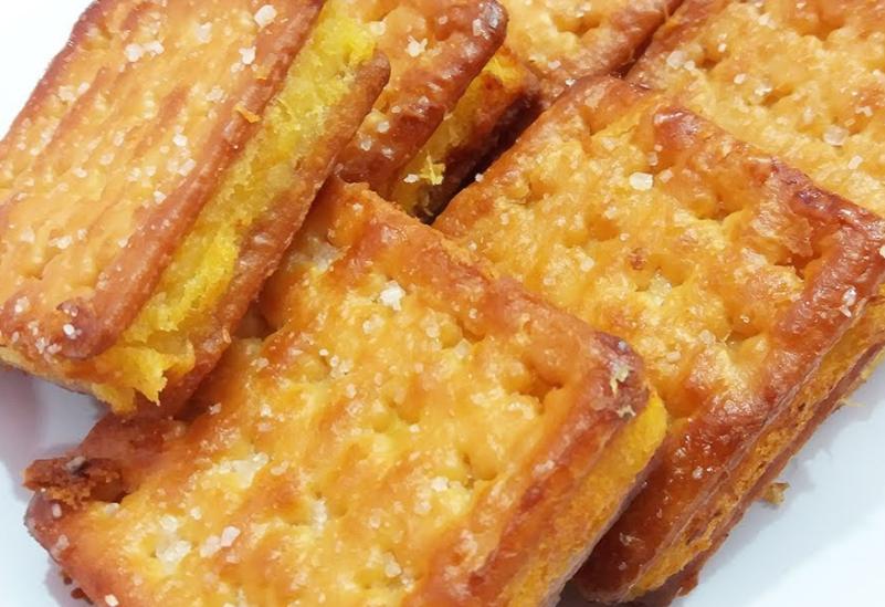 Roti Gabin Goreng